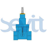 T.I.S SERVICE Сервисные клапана A048 TIS