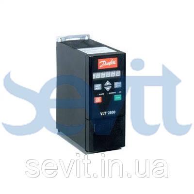 Частотные преобразователи Danfoss серии VLT 2800