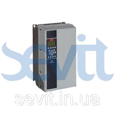Частотные преобразователи Danfoss серии VLT HVAC Drive FC 102