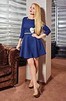 Модное платье с сердцем