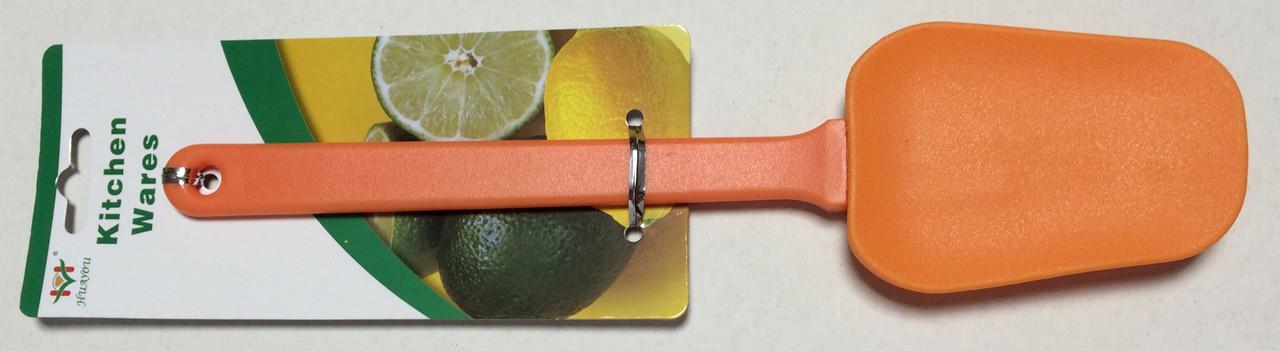Лопатка кондитерская силикон (Ложка) (код 04859)