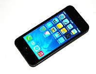 "Смартфон IPhone 5s (1SIM) 4"" 1GB ПЗУ 2Мп JAVA черный black Гарантия!"