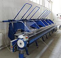 Листогибочный станок с электроприводом Bri Svarcove DOH-6e