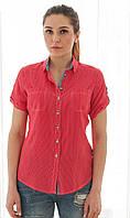Рубашка летняя из хлопка