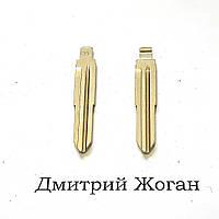 Лезвие для выкидного ключа Chevrolet (Шевролет) DWO4R