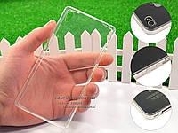 Ультратонкий 0,3мм силиконовый чехол для Sony Xperia Z2