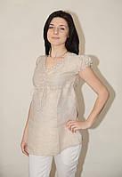 Блузка льняная 1910-1