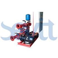 NOCCHI Pentair Water Станции повышения давления для системы пожаротушения Nocchi CSY21/FF