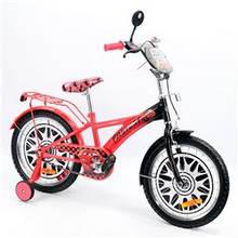 Велосипед двухколесный Тачки