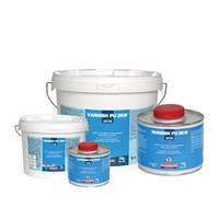 Лак полиуретановый защитный Ваниш на водной основе ПУ  2К ВВ(уп. 1 кг)  матово-сатин