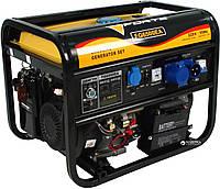Генератор бензиновый Forte FG6500EА