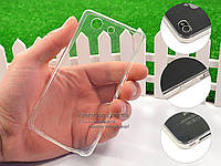 Ультратонкий 0,3мм силиконовый чехол для Sony Xperia Z4 Compact