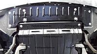 Защита радиатора MERCEDES-BENZ ML350 v-3,5 кузов W166 с-2011г.