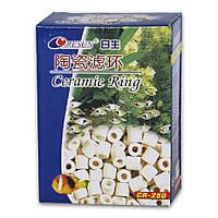 Resun CR-250 наполнитель для фильтров керамические кольца, 250г