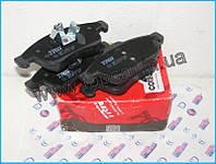 Тормозные колодки передние Renault Duster   TRW Германия GDB1789