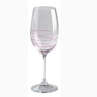 Twist life Бокал для белого вина 25cl фуксия