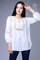 Летняя блуза большие размеры, фото 1