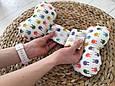 """Детская подушка для новорожденных """"Butterfly"""", зайки, фото 5"""