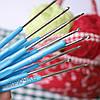 Крючок для вязания с пластиковой ручкой, 3,5 мм
