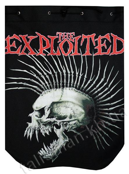EXPLOITED-2 - рок-рюкзак
