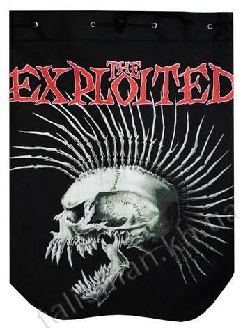 EXPLOITED-2 - рок-рюкзак, фото 2