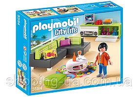 Ігровий набір Сучасна вітальня Playmobil 5584