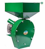 Зернодробилка Фермер Д-2 (500 кг/час; 2,5 кВт)