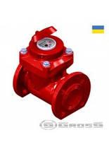Счётчики для воды турбинные WPW-UA -80В для горячей воды