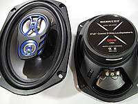 Авто-Колонки Megavox MCS-9643SR 6x9 овалы (500W) 3х полосные, фото 1