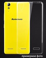 Чехол накладка силиконовый TPU Remax 0.2 мм для Lenovo Vibe P1m прозрачный