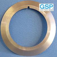 Дисковые ножи тарельчатые, отрезные диски GSP для резки бумаги, картона, текстиля