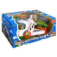 """Игровой набор с самолетом Keenway """"Праздничный полет"""""""