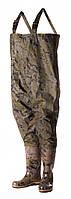 Рыбацкий полукомбинезон, комбинезон Псков-Полимер, оригинал, рыбацкая одежда, качественный Пвх,