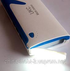Универсальная батарея  - UKC mobile power bank 20000 mAh, 3 USB new, фото 3