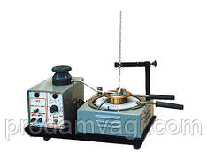 Апарат ТВО. Прилади для нефтелабораторий