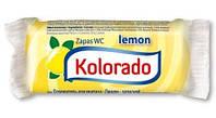 Запасной блок для унитаза WC Kolorado, 40 гр., лимон, фото 1