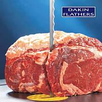 Ленточные ножи Dakin-Flathers Scallop (вогнутая волна) 20x0.50  для резки мяса, сыра, рыбы, птицы