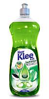 Средство для мытья посуды KLEE 1 л, яблоко, Германия, фото 1