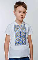 Футболка для мальчика с украинским орнаментом, фото 1