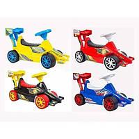Детская каталка-толокар Орион 894 Супер Формула спортивная