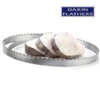 Пилы ленточные с переменным шагом зуба для резки туш Dakin-Flathers