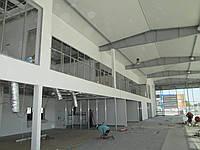Проектирование промышленных зданий, складов, АЗС