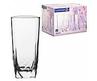 Набор стаканов для воды / сока  (6шт/330 мл) Luminarc Ascot H9813