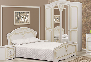 """Спальня , спальный гарнитур """"Луиза"""""""
