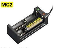 Зарядное устройство для аккумуляторов XTAR MC2