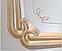 """Спальня , спальный гарнитур """"Луиза""""  шкаф 4д (золотая патина), фото 3"""