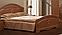"""Спальня , спальный гарнитур """"Луиза""""  шкаф 4д (золотая патина), фото 6"""