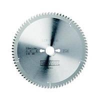 """Пильний диск 184мм внутр. 16мм z-40 """"DeWALT"""""""