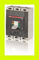 Автоматический выключатель корпусный серия Tmax T6N 800 TMA 800-8000 3p F F ABB 800А 3-полюсный