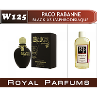 Духи на разлив Royal Parfums 100 мл Paco Rabanne «Black XS L'Aphrodisiaque» (Блэк Икс Эс Эль Афродизиак)